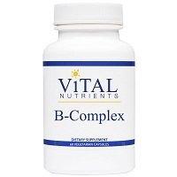 b complex vital nutrients