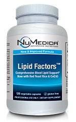 numedica lipid factors