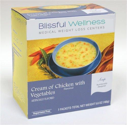 cream of chicken vegetables
