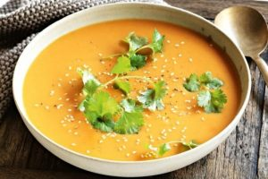 low carb thai soup