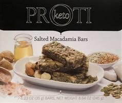 gluten free keto protein bars