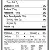 cinnamon protein snack nutrition