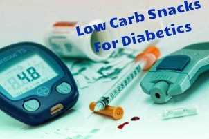 low carbohydrate snacks for diabetics