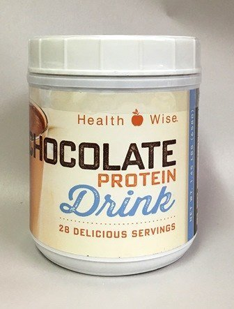 chocolate protein drink